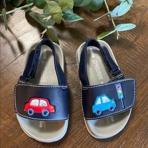 Boy toddler summer sandals